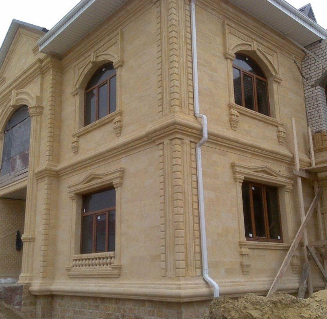 Картинки домов из дагестанского камня